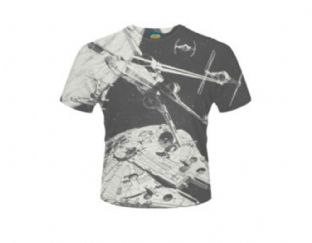 Star Wars Space Battle All Over Print T-Shirt